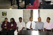 Donation of Chairs and tables to University of Colombo
